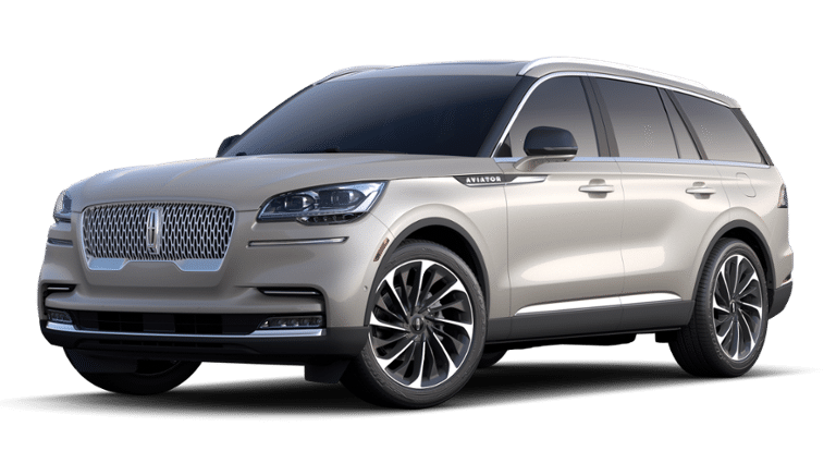 New 2020 Lincoln Aviator Reserve SUV in Silver Spring